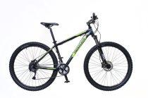 Neuzer Jumbo Comp 29er kerékpár Fekete-Kék