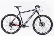 Nakita Spider 7.5 29er kerékpár fekete