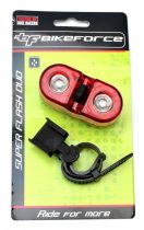 BikeForce Superflash DUO hátsó lámpa