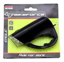 BikeForce Eagle 5 LED-es első lámpa