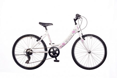 Neuzer Cindy 24 6 gyermek kerékpár több színben