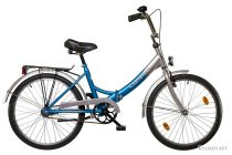"""Koliken Camping 24"""" összecsukható kerékpár"""