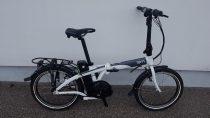 HASZNÁLT Tern eLink D7i elektromos összecsukható kerékpár