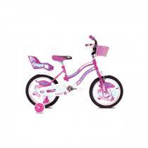 Adria Fantasy 16 kerékpár Lila-Rózsaszín