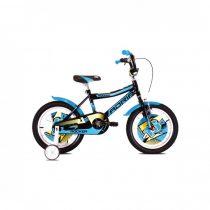 Adria Rocker 16 kerékpár Fekete-Kék