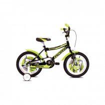 Adria Rocker 16 kerékpár Fekete-Zöld