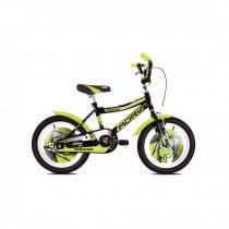 Adria Rocker 20 kerékpár Fekete-Zöld