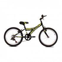 Adria Stinger 20 kerékpár Fekete-Zöld