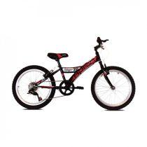 Adria Stinger 20 kerékpár Fekete-Rózsaszín