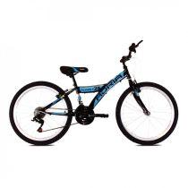 Adria Stinger 24 kerékpár Fekete-Kék