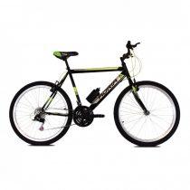 """Adria Nomad 26"""" férfi MTB kerékpár Fekete-Zöld"""