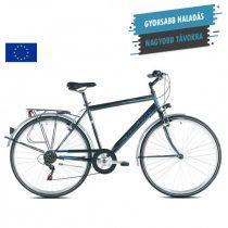 Capriolo Sunrise Man férfi trekking kerékpár Grafit-Kék