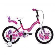 Capriolo Viola 16 gyermek kerékpár