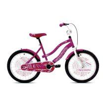 """Capriolo Viola 20"""" gyerek kerékpár Rózsaszín"""