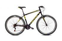 "Capriolo Level 9.0 29er kerékpár 19"" Fekete-Fehér-Sárga"