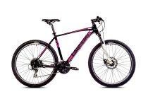 Capriolo Level 7.2 27.5 kerékpár Fekete-Rózsaszín