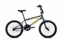 """Capriolo Totem 20"""" bmx kerékpár Grafit-Sárga"""