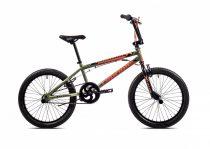 """Capriolo Totem 20"""" bmx kerékpár Zöld-Narancs"""