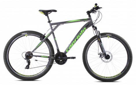 "Capriolo Adrenalin 29er kerékpár 23"" Grafit-Zöld 2020"