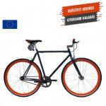 Capriolo Fastboy fixi kerékpár 58 cm Grafit