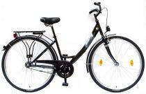 Schwinn Csepel Budapest A 24 gyermek kerékpár Fekete