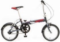 Csepel Mini 100 összecsukható kerékpár Grafit