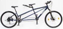 Schwinn Csepel Tandem teleszkópos kerékpár Kék