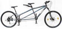 Schwinn Csepel Tandem teleszkópos kerékpár Grafit