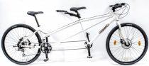 Schwinn Csepel Tandem teleszkópos kerékpár Krém