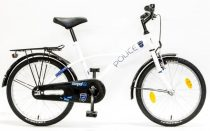 Schwinn Csepel Police 20 gyermek kerékpár Fehér