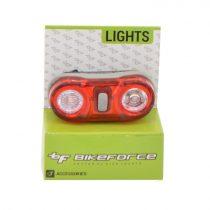 BikeForce Superflash DUO 2 hátsó lámpa
