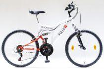 Blackwood Fully 24 gyermek kerékpár Fehér