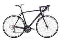 Romet Huragan 1 országúti kerékpár Fekete