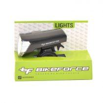 BikeForce Window Black első lámpa