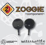 Zoggie BF10 fékbetét