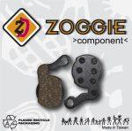 Zoggie BFZ74 fékbetét