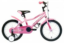 Hauser Puma 16 gyermek kerékpár Világosrózsaszín