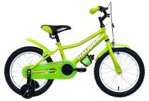 Hauser Puma 16 gyermek kerékpár Zöld