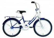 Hauser Swan 20 gyermek kerékpár Ezüst-Kék