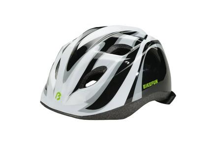 BikeFun Junior bukósisak - Kerékpárwebshop.eu Kerékpár Webáruház 2c149a0007