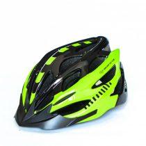 BikeForce Prestige sisak zöld-fekete