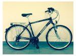 BadDog Cane Corso alumínium 52cm férfi trekking kerékpár