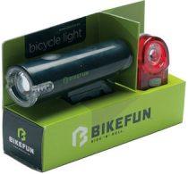 BikeFun Twin lámpaszett