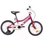 Biketek Smile lány 16 gyermek kerékpár bordó
