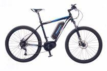 """Neuzer E-650B férfi 19"""" pedelec kerékpár Fekete"""