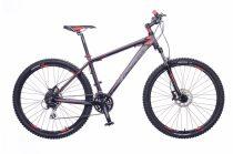 """Neuzer Duster Comp 17"""" 27,5 kerékpár Fekete-Piros"""