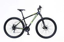 """Neuzer Jumbo Sport 17"""" Hydro 29er kerékpár Fekete-Zöld"""