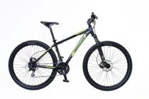 """Neuzer Jumbo Sport 19"""" Hydro 29er kerékpár Fekete-Zöld"""