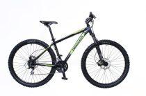 """Neuzer Jumbo Sport 21"""" Hydro 29er kerékpár Fekete-Zöld"""