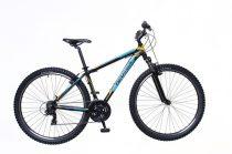 """Neuzer Jumbo Hobby 19"""" 29er kerékpár Fekete-Kék"""
